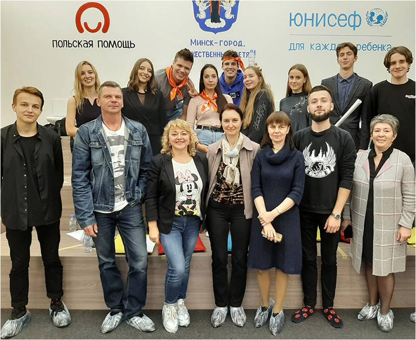 "Expert-youth meeting within the framework of the project ""Expanding access of adolescents at risk and vulnerable groups to the services of teen-friendly centers"""